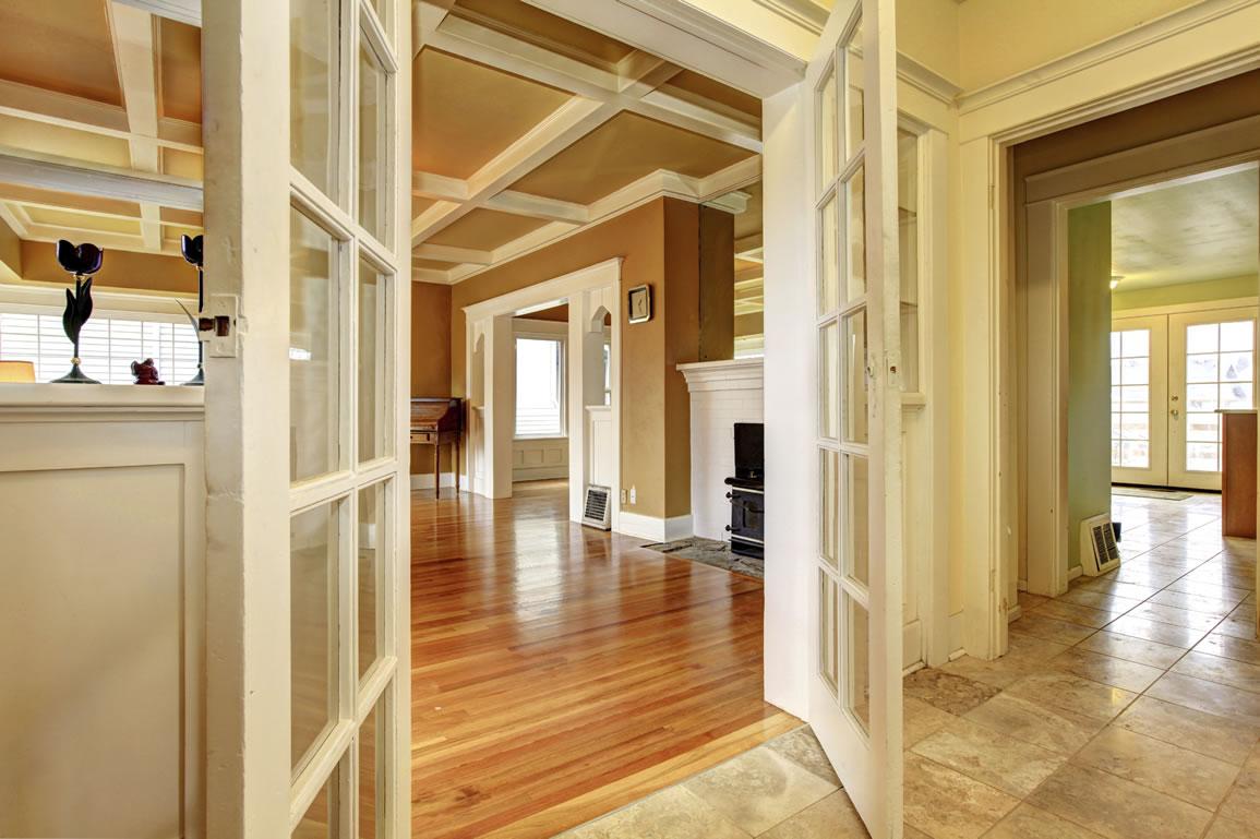 Instalar puertas en paredes de drywall