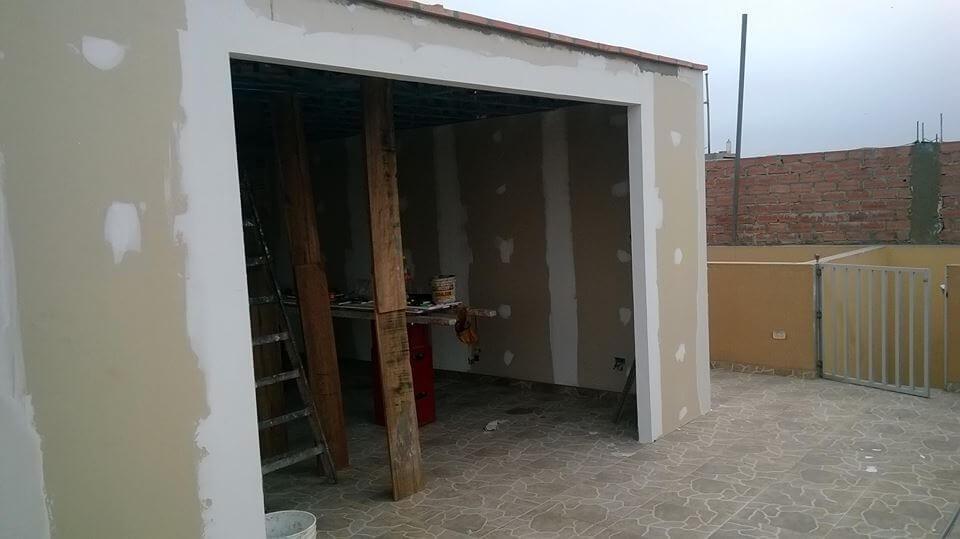 sistema americano drywall