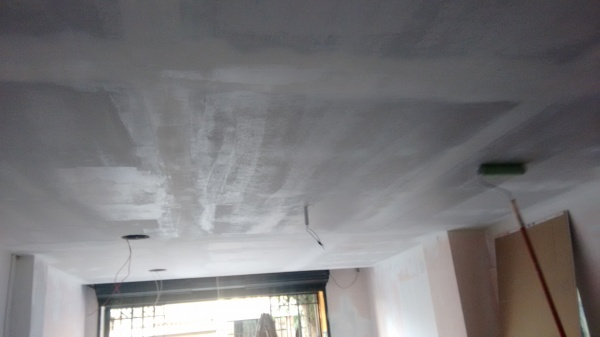 Cielo Raso Drywall Construccion Moderna