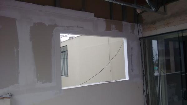 Remodelacion de Oficina con drywall