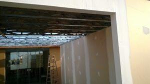 techos ladrillo pastelero drywall