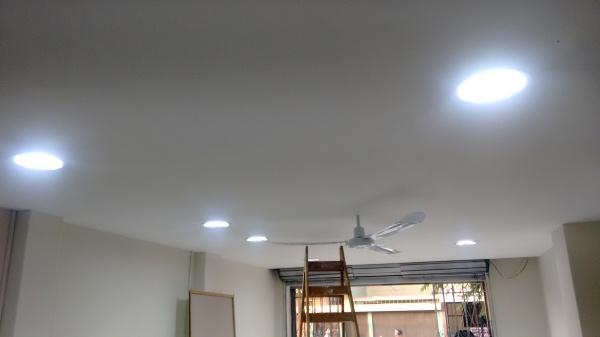 Instalaciones eléctricas para el sistema drywall