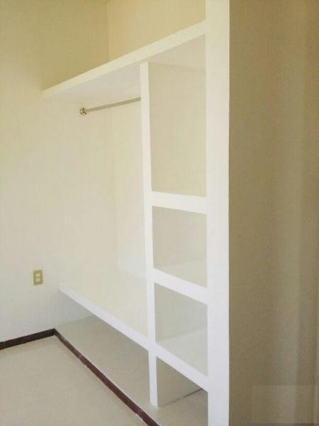 Muebles con drywall: soluciones para entornos