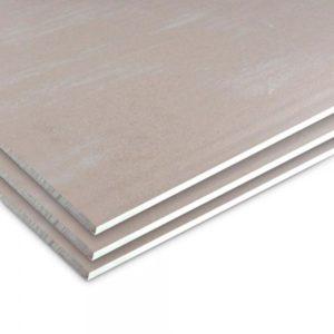 placa de yeso para drywall