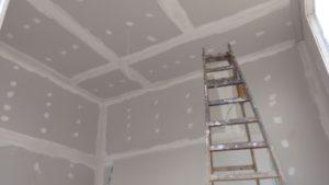 2 Pisos con sistema drywall en Lima