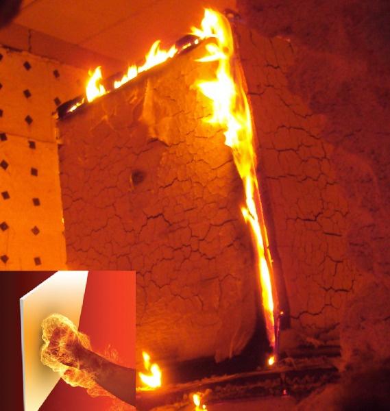 Drywall Resistente Al Fuego (RF)
