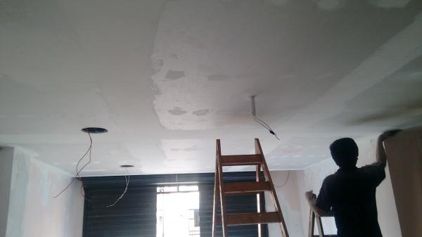 drywall en lima Proyecto de cielo raso