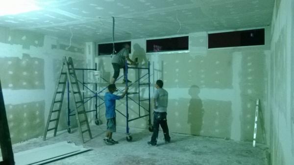 Construccion En Drywall – Colegio Los Peregrinos