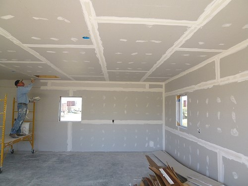 como instalar drywall