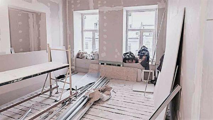 Las casas prefabricadas con sistema drywall