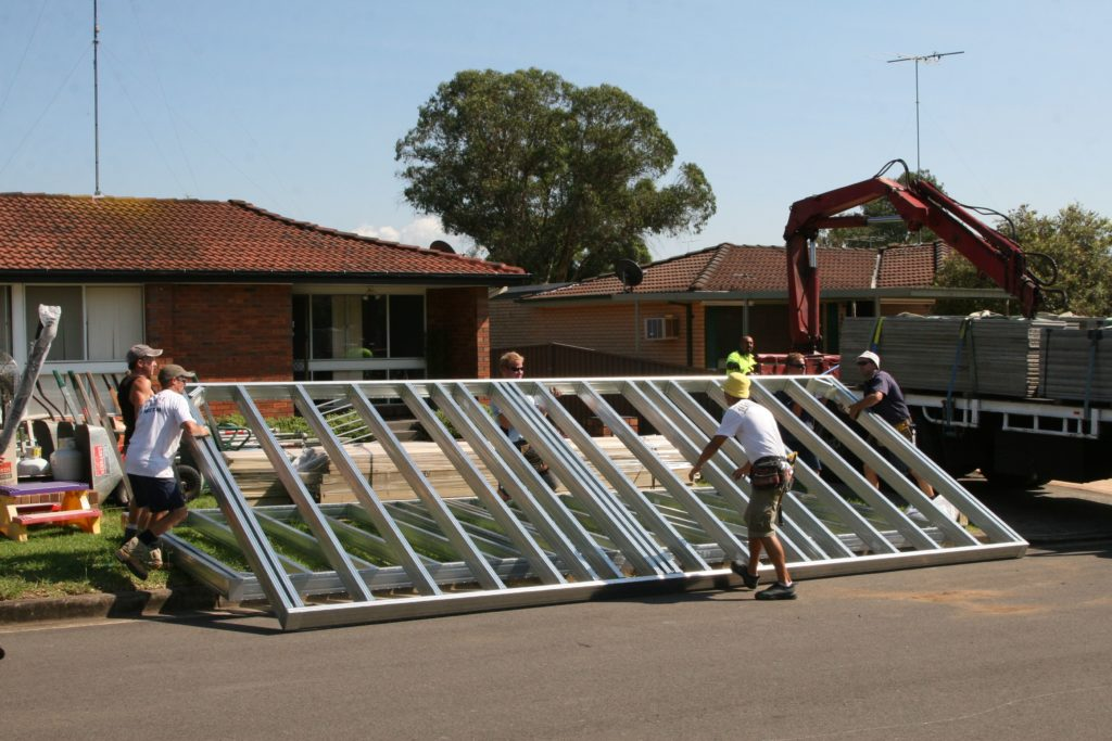 casas prefabricadas con sistema drywall1