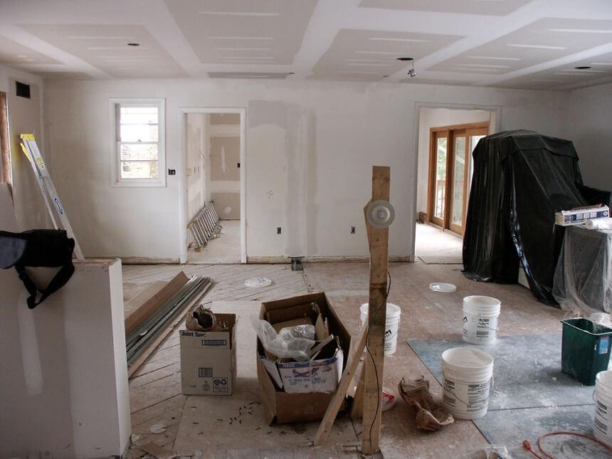 Placas De Yeso Livianas- Trabaja Mejor Con Este Sistema Drywall