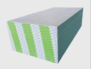 placas de yeso resistentes a la humedad