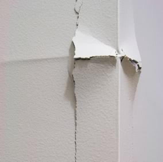 Por Que Se Rajan Las Uniones En Placas De Drywall