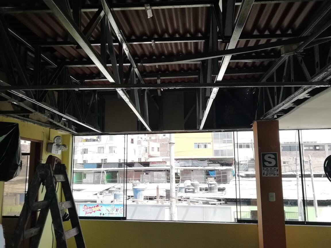 Cuanto cuesta realizar un trabajo con drywall