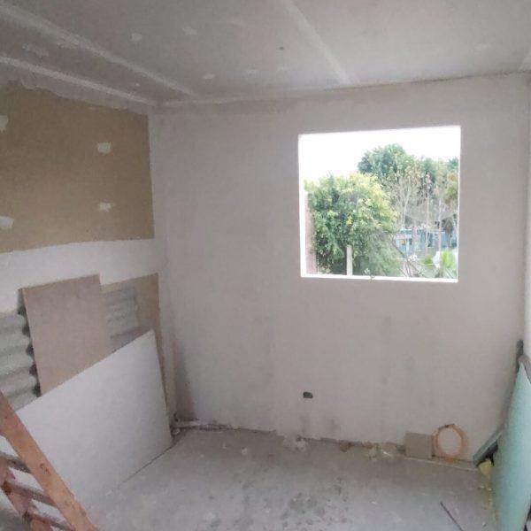Construcciones con drywall