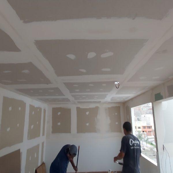 Construcciones con drywall peru