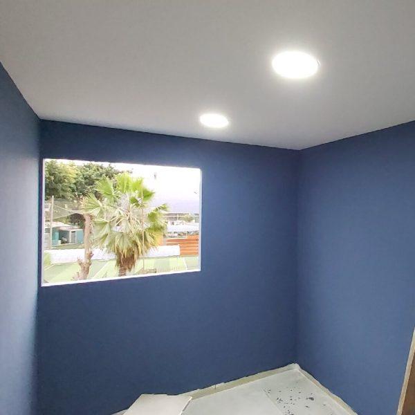 Habitacion de drywall