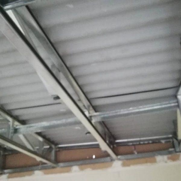 Reparación de techo en Lince - Sistema Drywall