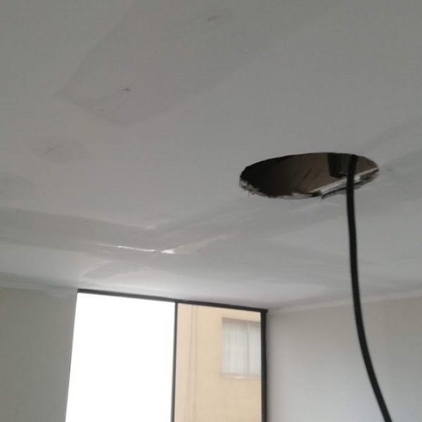 Reparación techo de drywall en san isidro
